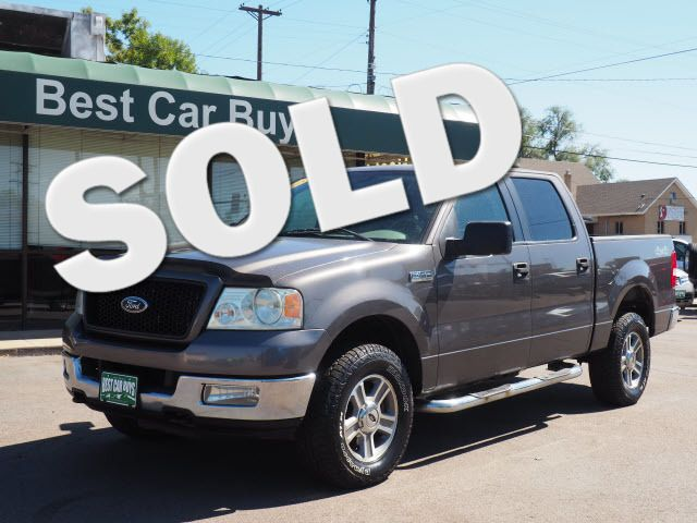 2005 Ford F-150 XLT Englewood, CO