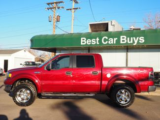 2005 Ford F-150 Lariat Englewood, CO 7