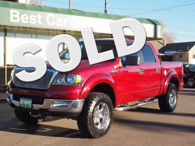 2005 Ford F-150 Lariat Englewood, CO