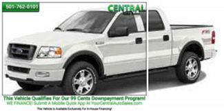 2005 Ford F-150 XL | Hot Springs, AR | Central Auto Sales in Hot Springs AR