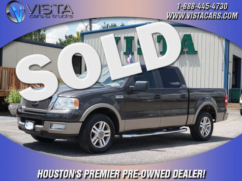 2005 Ford F-150 Lariat in Houston, Texas