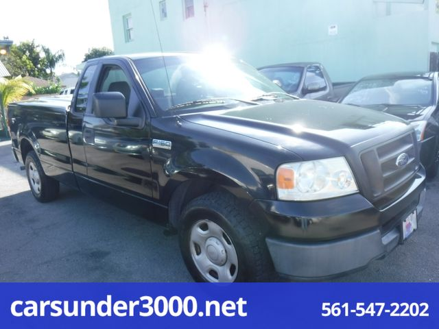 2005 Ford F-150 XL Lake Worth , Florida 2