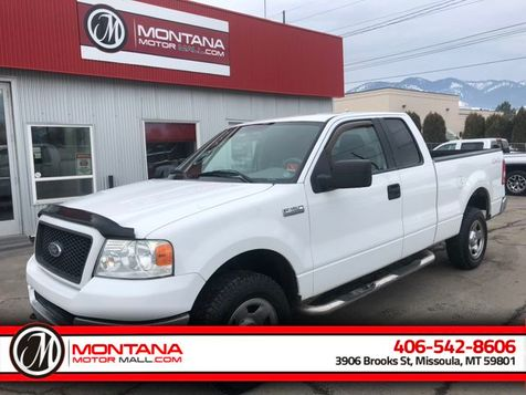 2005 Ford F-150 XLT in