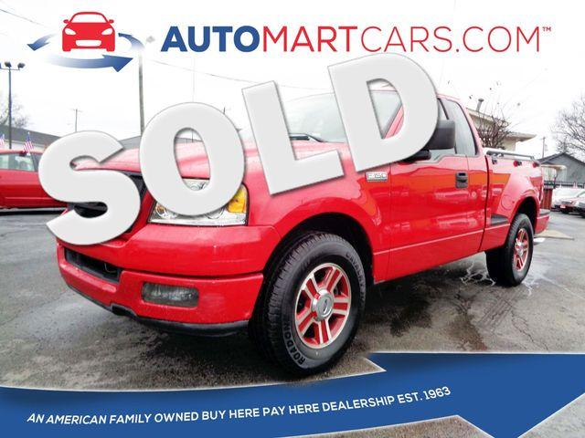 2005 Ford F-150 STX | Nashville, Tennessee | Auto Mart Used Cars Inc. in Nashville Tennessee