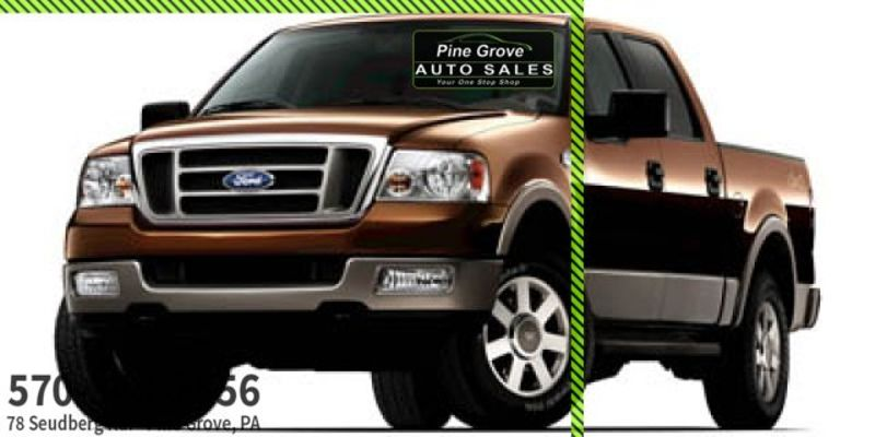2005 Ford F-150 XLT | Pine Grove, PA | Pine Grove Auto Sales in Pine Grove, PA