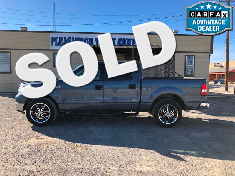 2005 Ford F-150 XLT | Pleasanton, TX | Pleasanton Truck Company in Pleasanton TX