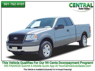 2005 Ford F-150/PW  | Hot Springs, AR | Central Auto Sales in Hot Springs AR