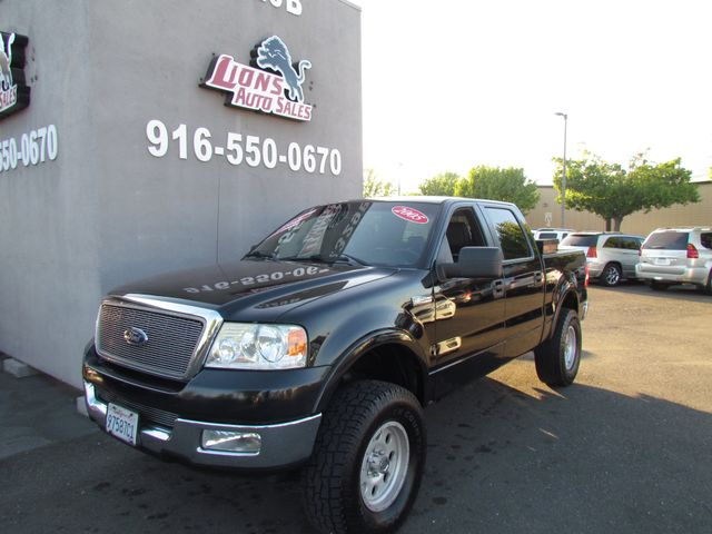 2005 Ford F-150 XLT in Sacramento, CA 95825