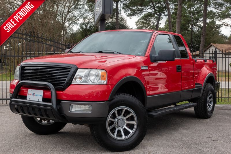 2005 Ford F-150 XLT   Texas  EURO 2 MOTORS  in , Texas