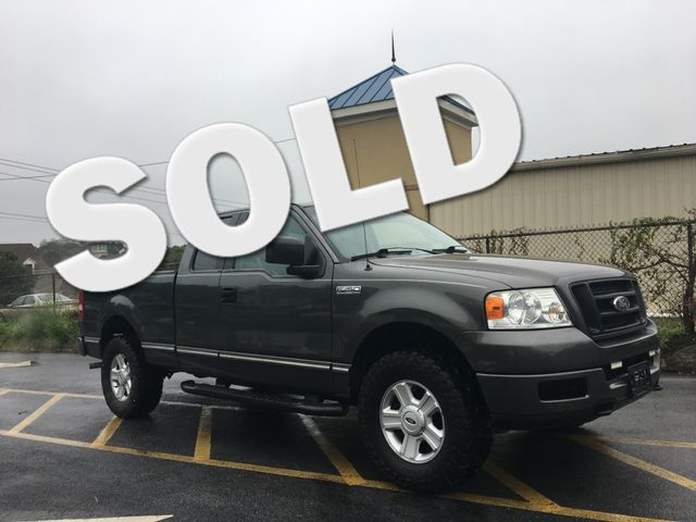 2005 Ford F-150 Extended Cab 4WD West Chester, PA