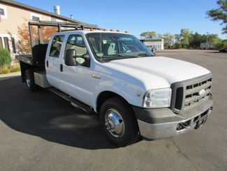 2005 Ford F-350 4x2 Crew-Cab Tipper Flatbed   St Cloud MN  NorthStar Truck Sales  in St Cloud, MN