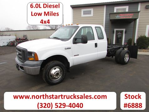 2005 Ford F-350 4x4 Cab Chassis  in St Cloud, MN