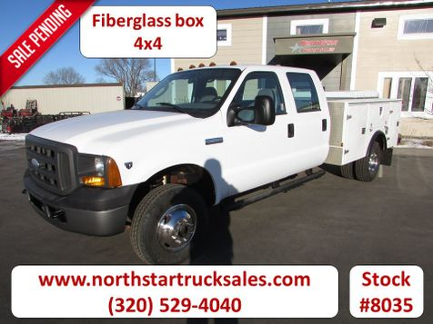 2005 Ford F-350 4x4 Crew-Cab Service Utility Truck  in St Cloud, MN