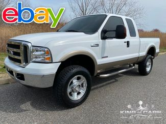 2005 Ford F-350 Lariat 4x4 6.0L DIESEL BULLETPROOF ENGINE in Woodbury, New Jersey 08093