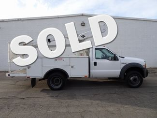 2005 Ford F-450SD Bucket Truck Madison, NC