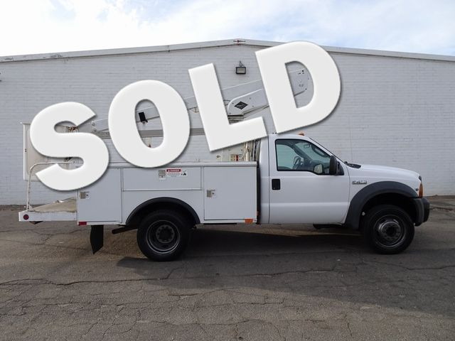 2005 Ford F-450SD Bucket Truck Madison, NC 0