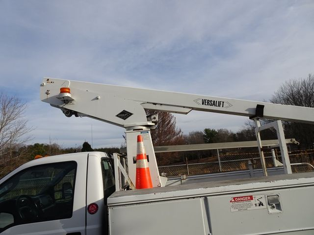 2005 Ford F-450SD Bucket Truck Madison, NC 13