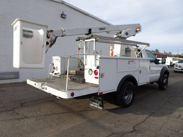 2005 Ford F-450SD Bucket Truck Madison, NC 1