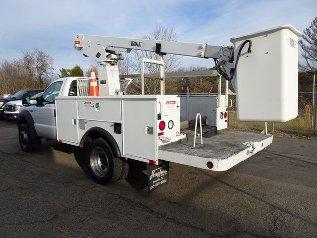 2005 Ford F-450SD Bucket Truck Madison, NC 3
