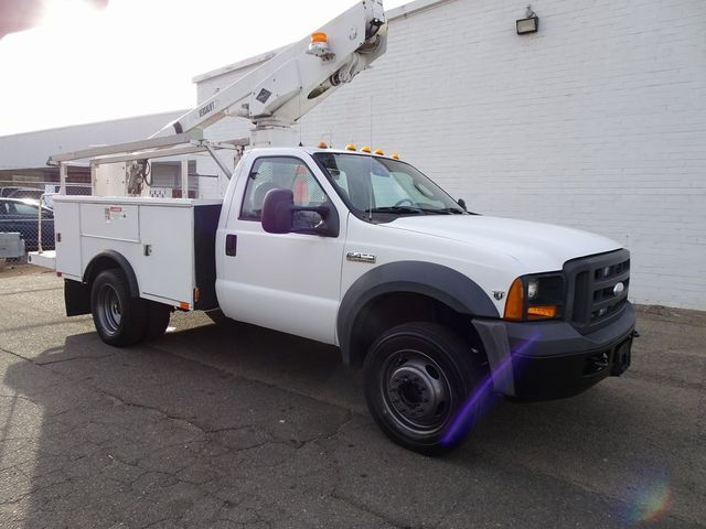 2005 Ford F-450SD Bucket Truck Madison, NC 6