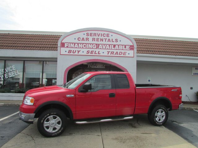 2005 Ford F150 SUPERCAB 4WD *SOLD
