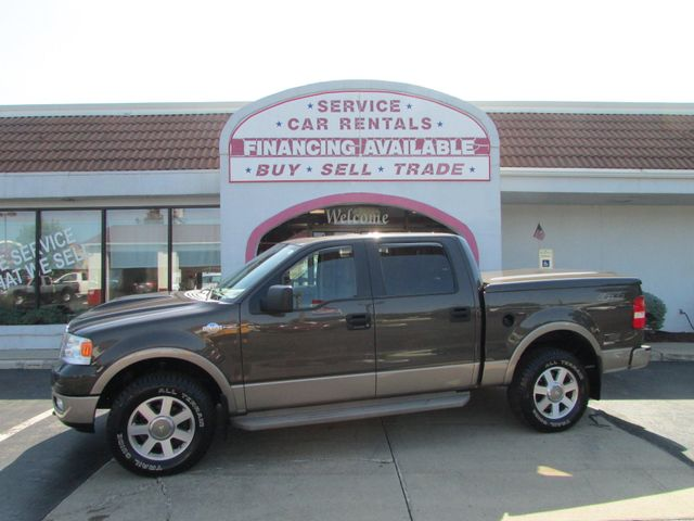 2005 Ford F150 CREW KING RANCH 4WD