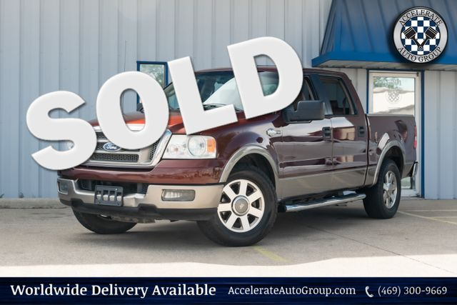 2005 Ford F150 King Ranch in Rowlett