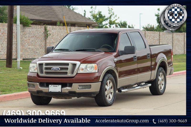 2005 Ford F150 King Ranch in Rowlett Texas