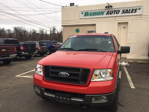 2005 Ford F150 FX4 in West Springfield, MA