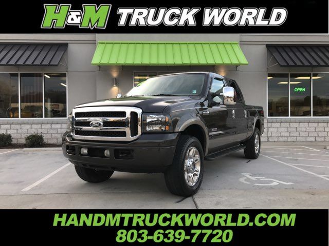 2005 Ford F250SD Lariat *BULLET-PROOFED* 4X4