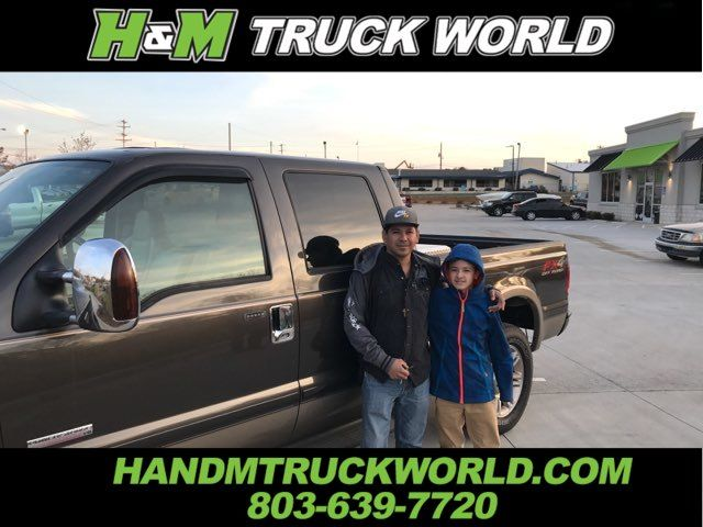 2005 Ford F250SD Lariat *BULLET-PROOFED* 4X4 in Rock Hill, SC 29730