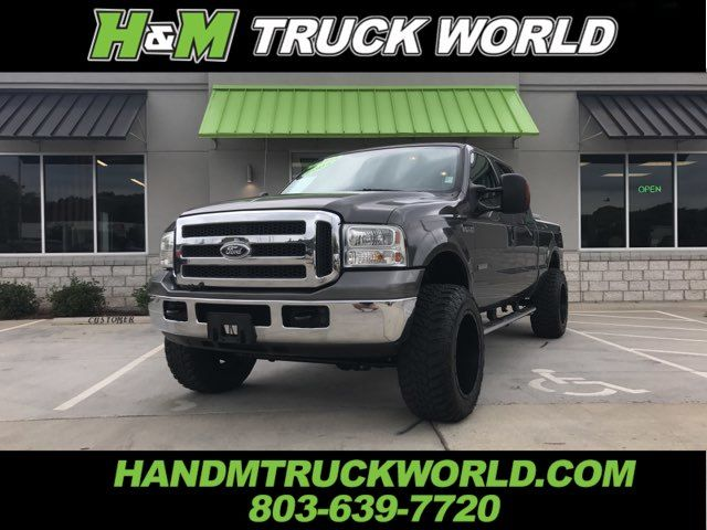 2005 Ford F250SD Lariat 4x4 *BULLET-PROOFED* LIFTED* SUPER SHARP in Rock Hill, SC 29730