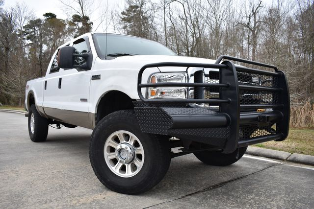 2005 Ford F250SD Lariat
