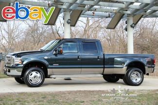 2005 Ford F350 King Ranch Crew 6.0L DIESEL 12K MILES 1-OWNER FX4 4X4 in Woodbury New Jersey, 08096