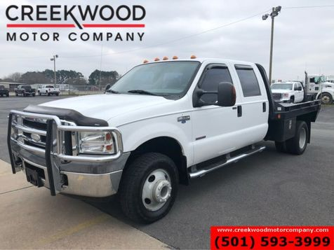 2005 Ford Super Duty F-350 XLT 4x4 Diesel Dually Utility Service CM Flatbed in Searcy, AR