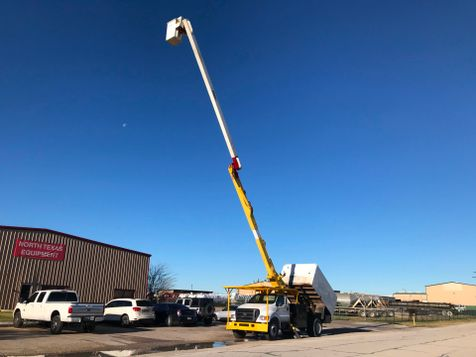 2005 Ford F750 FORESTRY BUCKET TRUCK  in Fort Worth, TX