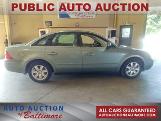 2005 Ford Five Hundred SEL   JOPPA, MD   Auto Auction of Baltimore  in Joppa MD
