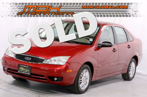 2005 Ford Focus SE - Alloy wheels - Only 42K miles in Los Angeles