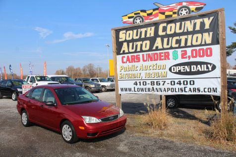 2005 Ford FOCUS ZX4 in Harwood, MD