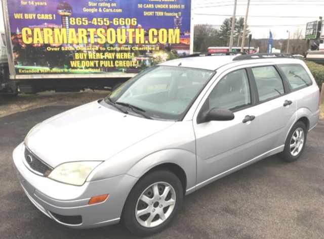 2005 Ford- 32 Mpg! Auto!! Focus-$2995 BUY HERE PAY HERE ZXW SE-CARMARTSOUTH.COM