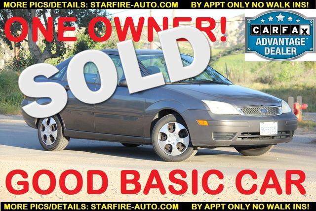 2005 Ford Focus SE Santa Clarita, CA 0