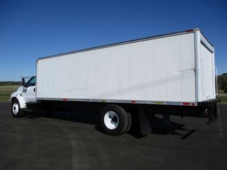 2005 Ford F650 24FT BOX TRUCK DIESEL CAT UNDER CDL Lake In The Hills, IL 1