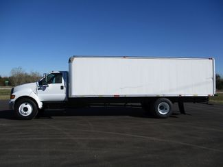 2005 Ford F650 24FT BOX TRUCK DIESEL CAT UNDER CDL Lake In The Hills, IL 30