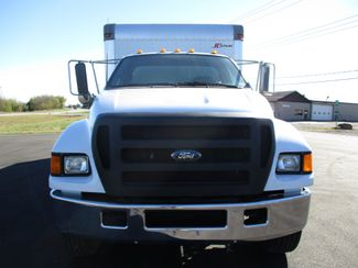 2005 Ford F650 24FT BOX TRUCK DIESEL CAT UNDER CDL Lake In The Hills, IL 7