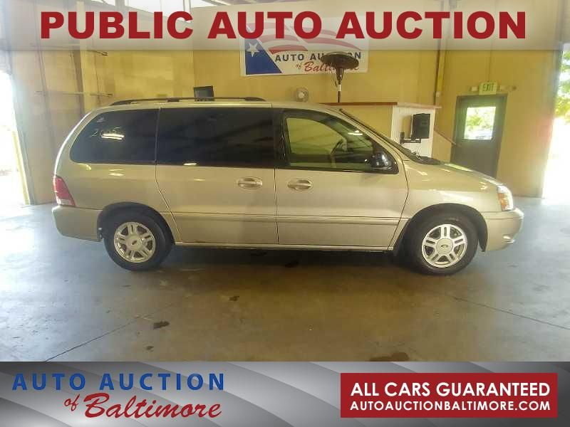 2005 Ford Freestar Wagon SEL | JOPPA, MD | Auto Auction of Baltimore  in JOPPA MD