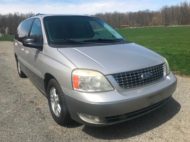 2005 Ford Freestar Wagon Limited Ravenna, Ohio 5