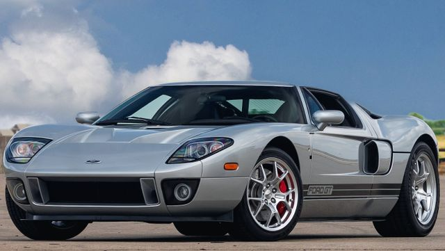 Sold Vehicle Not Available  Ford Gt