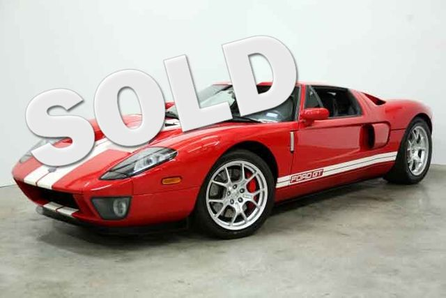 2005 Ford GT Houston, Texas 0