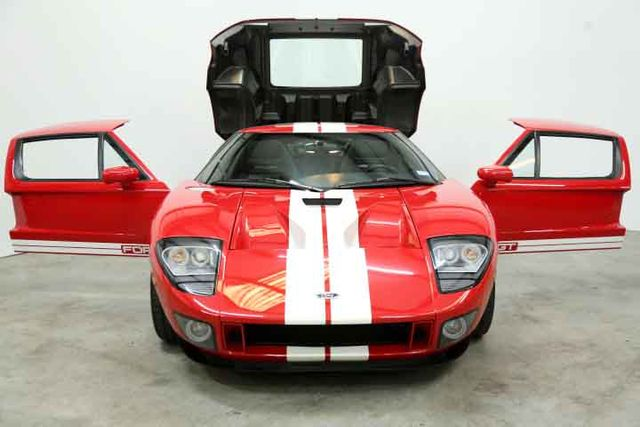 2005 Ford GT Houston, Texas 11