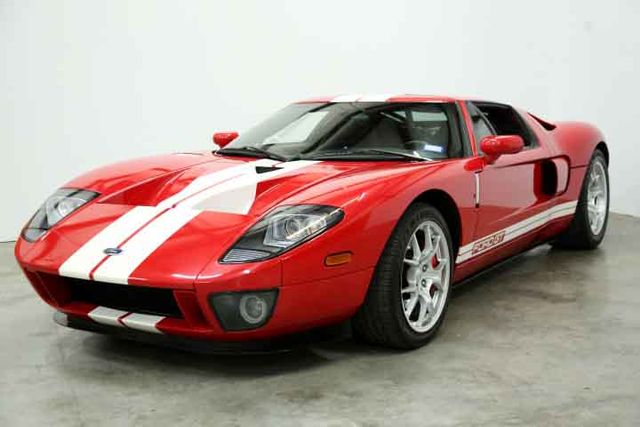 2005 Ford GT Houston, Texas 3